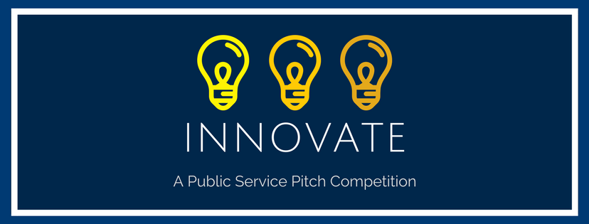 On Giving Blueday, CSG Fundraising for INNOVATE, a Public Service PitchCompetition